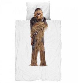 SNURK beddengoed STAR WARS Chewbacca dekbedovertrek 1P