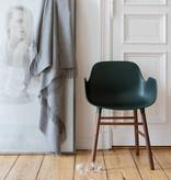 Normann Copenhagen Form Armchair bois de noyer