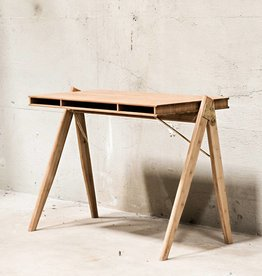 We Do Wood Field Desk bureau