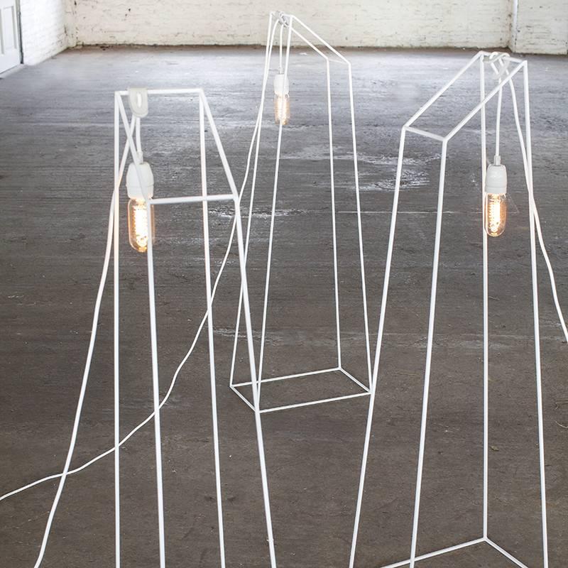 Serax Lampe Just A Light Pyramide