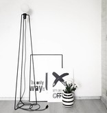 Grupaproducts Lampadaire Model3 noir