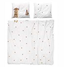 SNURK beddengoed Housse de couette Furry Friends (2p)