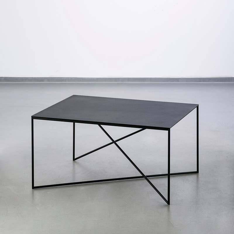 Grupaproducts DOT-Table de salon Large noir