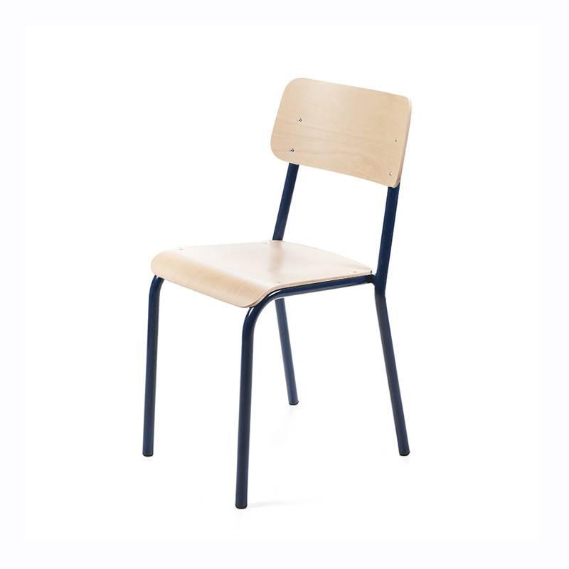 Declercq Mobilier ML chaise hêtre