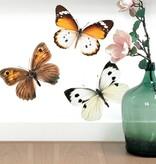 KEK Amsterdam Muurstickers vlinders