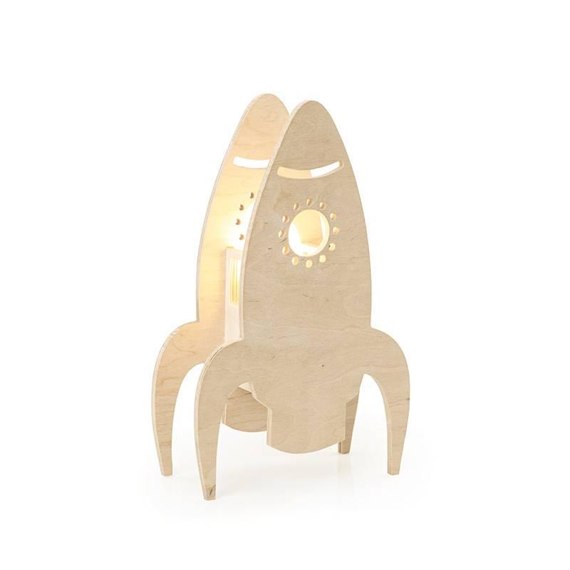 Geliefde Tafellamp hout - Miniwoo - Livingdesign PH22