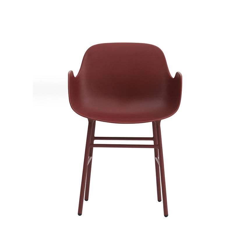 Normann Copenhagen Form Armchair Staal