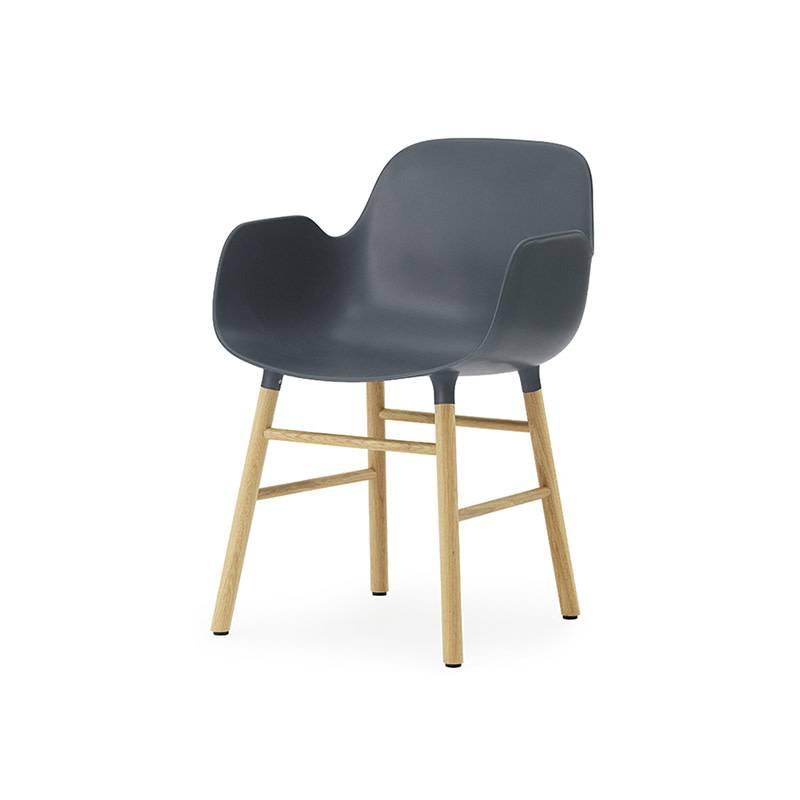 Normann Copenhagen Form Armchair Chêne