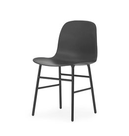 Normann Copenhagen Form Chair Staal