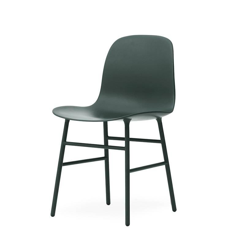 Normann Copenhagen Form Chair Acier