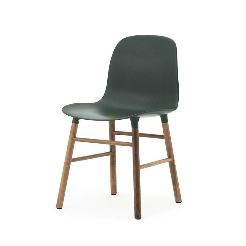 Normann Copenhagen Form Chair Walnoot