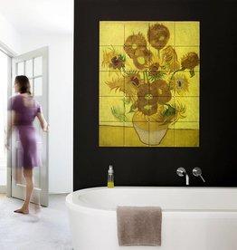 IXXI Wanddecoratie Sunflowers