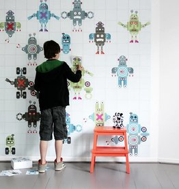 IXXI Décoration murale Robot