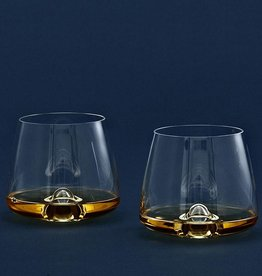 Normann Copenhagen Whiskyglas (set van 2)