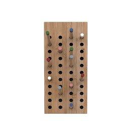 We Do Wood Scoreboard kapstok S