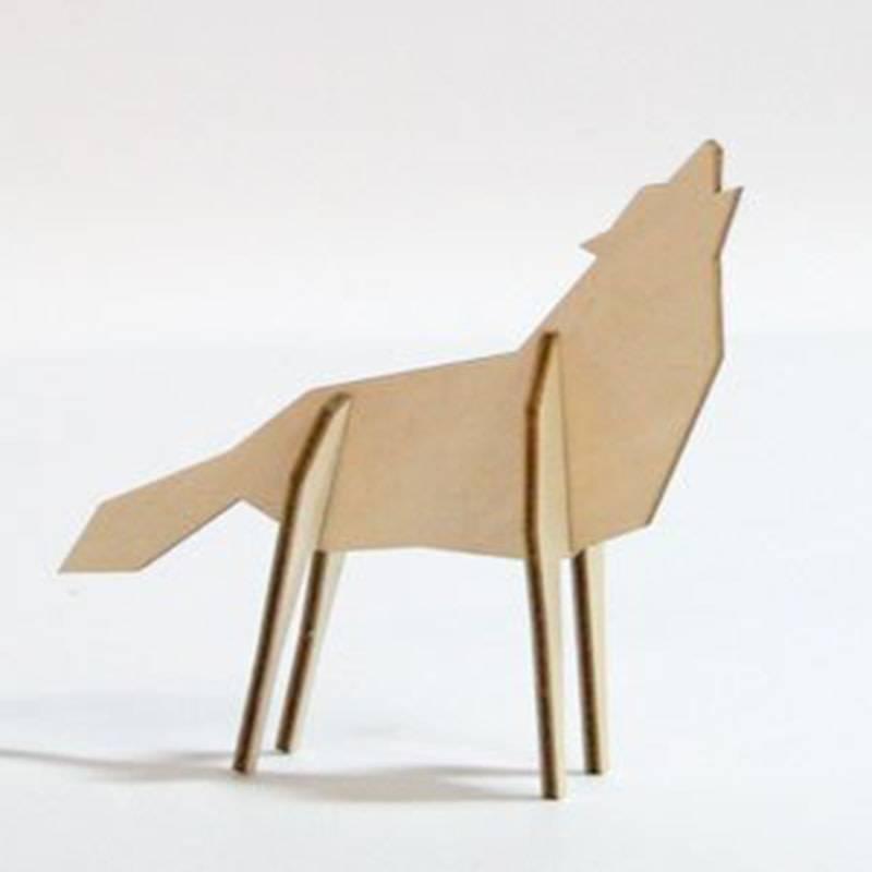 Atelier Pierre noRdic Wolf