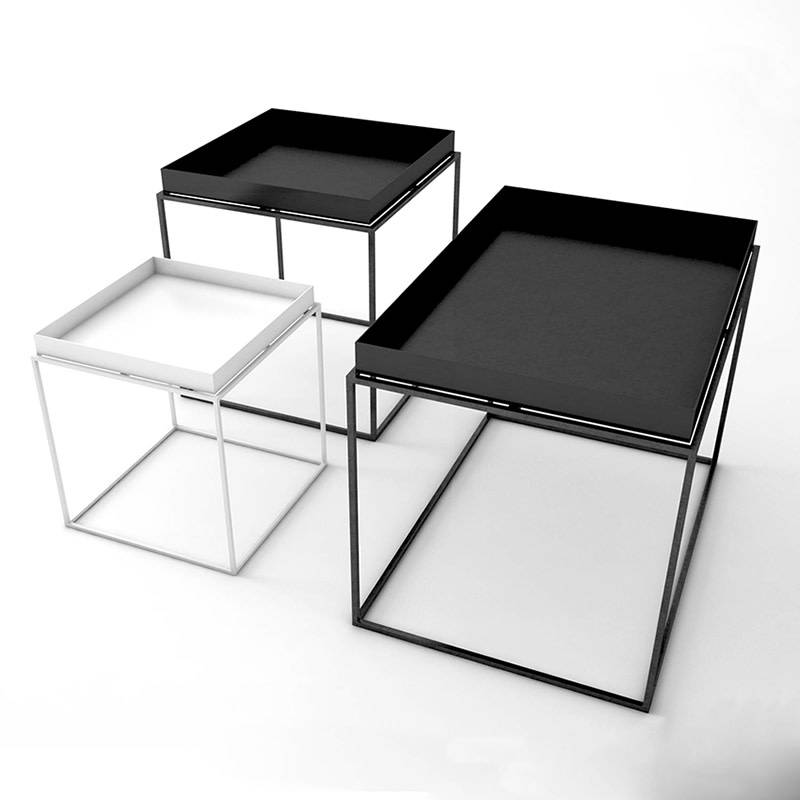 op zoek naar een tray table medium van hay gratis levering bij livingdesign livingdesign. Black Bedroom Furniture Sets. Home Design Ideas