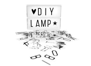 Lampen & lightboxen