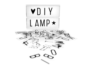 Lampes & lightboxes