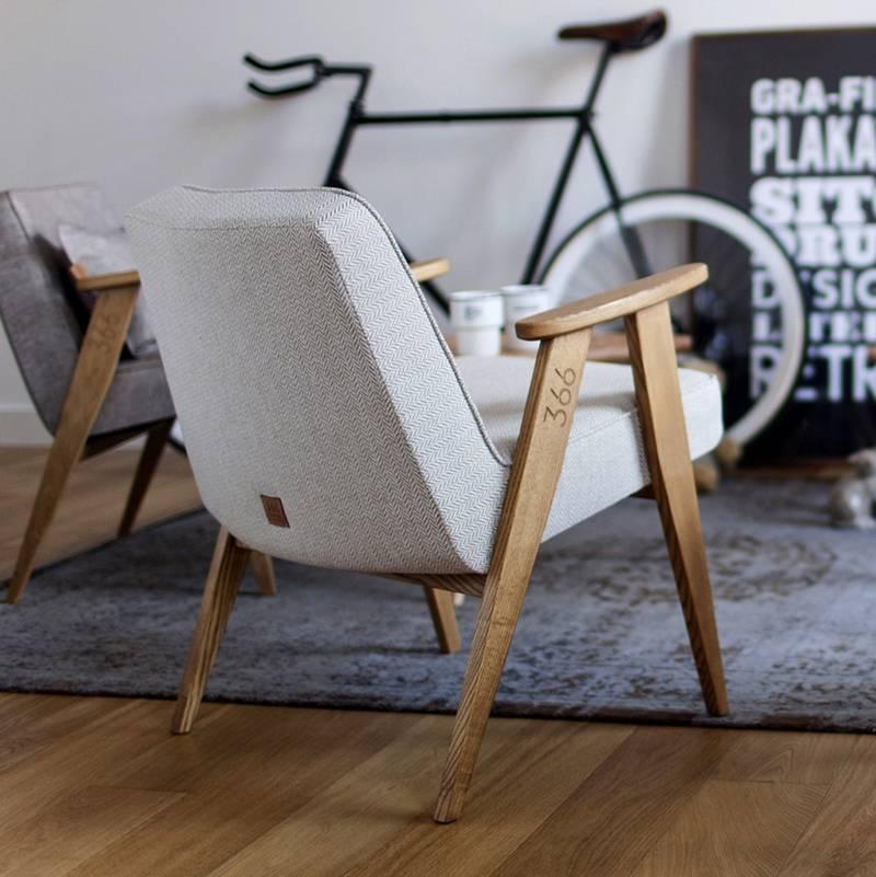 366 Concept 366 Armchair Tweed