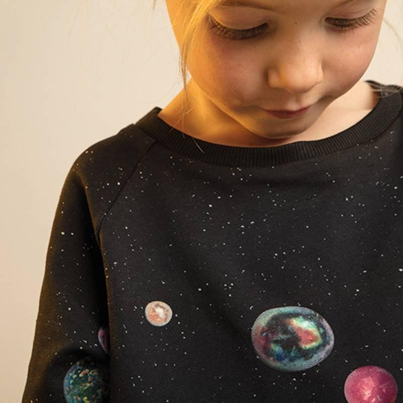SNURK beddengoed Homewear Marble Universe