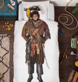 SNURK beddengoed Housse de couette Pirate