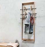 We Do Wood Coat Frame