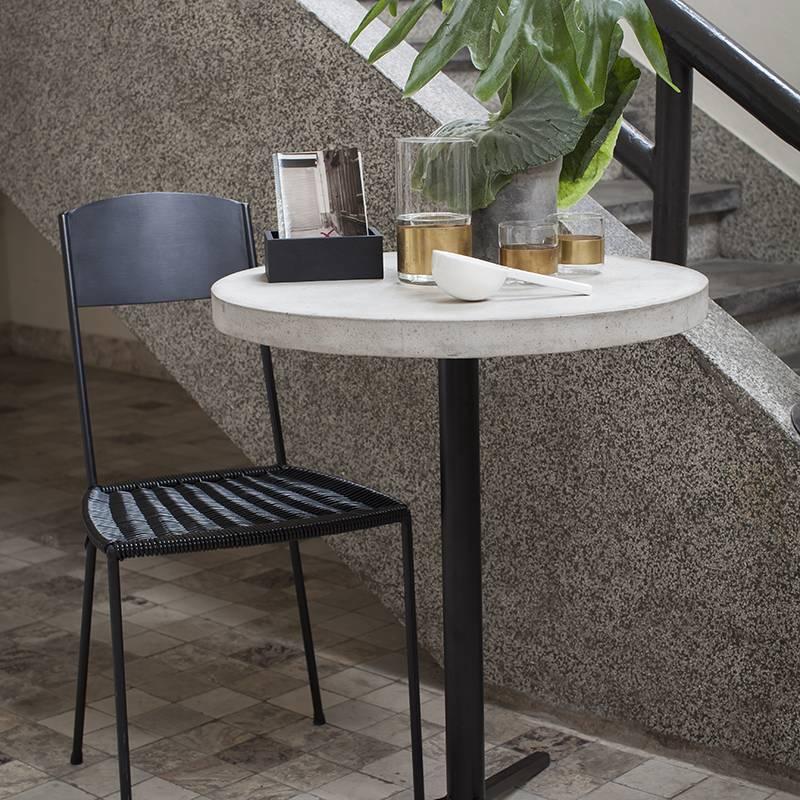 Serax Table bistro Marble & Terrazzo