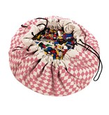 Play&Go Pink Diamonds Sac de jouets/ tapis de jeu