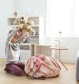 Play&Go Pink Elephant Sac de jouets/ tapis de jeu