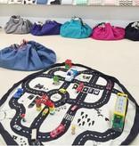 Play&Go Roadmap Opbergzak- speeltapijt