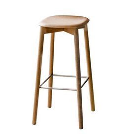 HAY Tabouret 'Soft Edge 32' - Wood