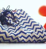 Play&Go Zigzag Sac de jouets- tapis de jeu
