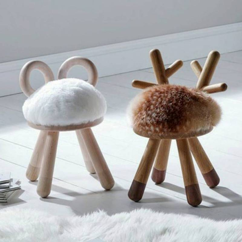 Elements Optimal Sheep chair