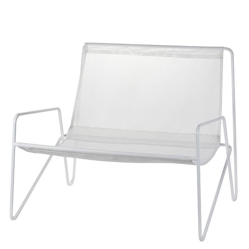 Serax Paola Navone Lounge Armchair avec toile