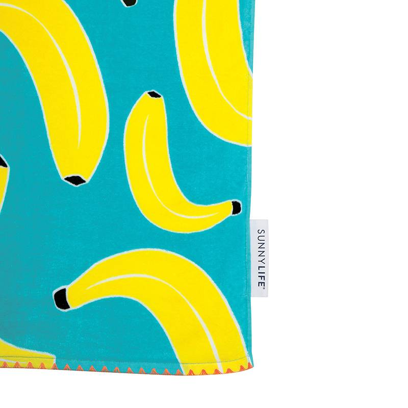 Sunnylife Badhanddoek Bananas (kids)