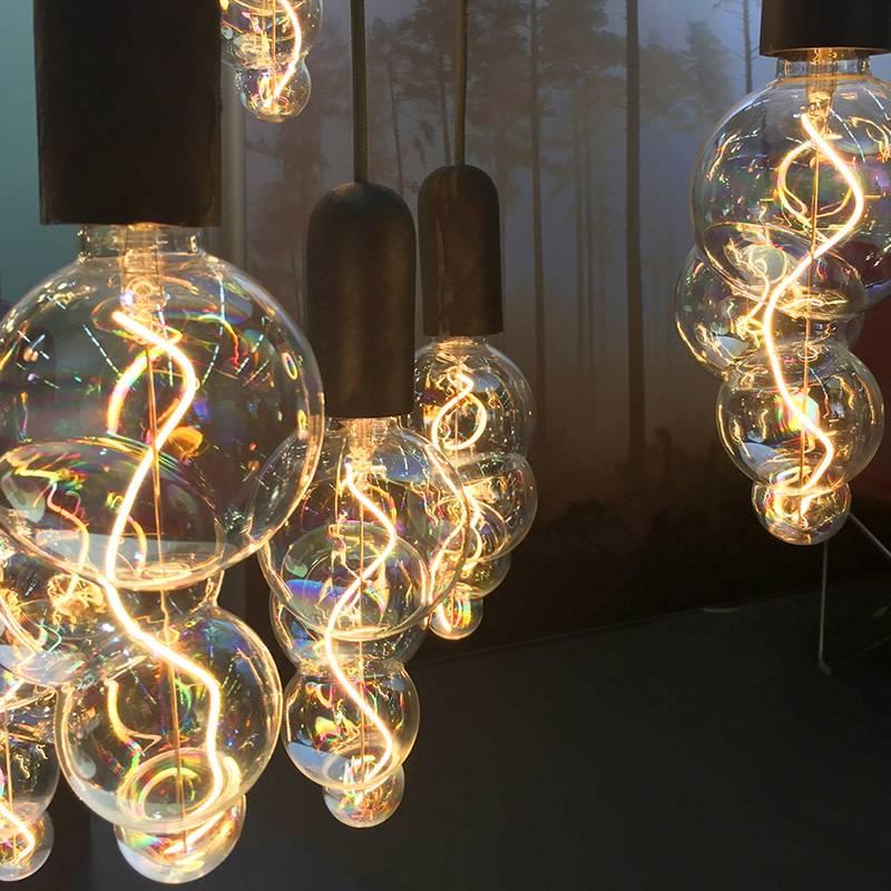 nud collection ampoule led bulles livraison gratuite et en stock livingdesign. Black Bedroom Furniture Sets. Home Design Ideas