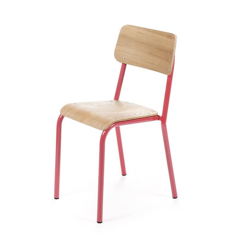 Declercq Mobilier ML chaise chêne