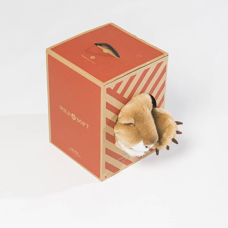 Wild&Soft Tapijt- Dierenkostuum