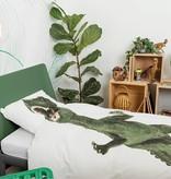 SNURK beddengoed Dino dekbedovertrek