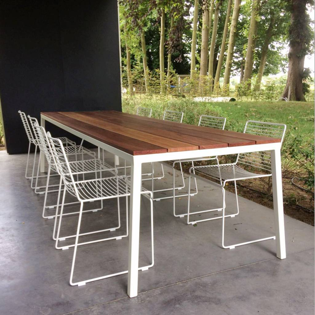 Opsmuk Table Outdoor (blanc)