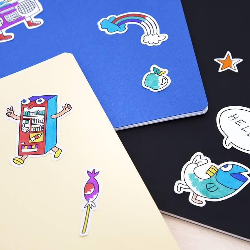 OMY Stickers