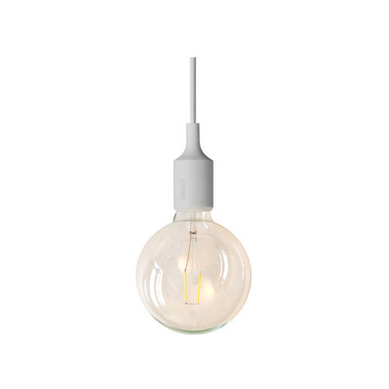 Muuto E27 Lampe suspension LED