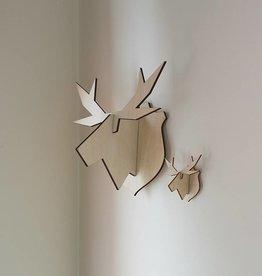 Atelier Pierre noRdic Moose hangend