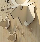 Atelier Pierre noRdic Moose murale M