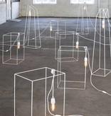 Serax Lamp Just A Light Pyramide wit