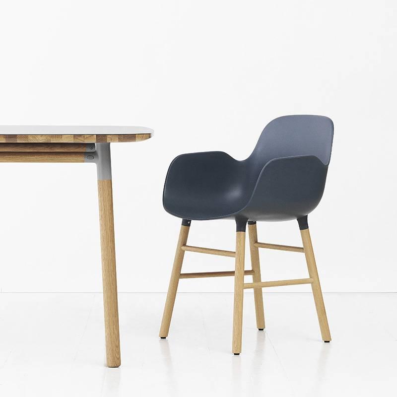 Normann Copenhagen Form Rocking Armchair