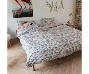 a98fa8b25dce95 A la recherche d une housse de couette Twirre gris (2p) de SNURK  Livraison  gratuite! - Livingdesign