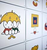 IXXI Décoration murale Miffy