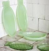 Serax Visschotel L Fish&Fish jadite groen
